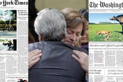 ¿Por qué para el New York Times y el Washington Post la suspensión de Garzón no es noticia?