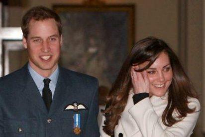 El príncipe Guillermo y Kate Middleton, la boda del siglo