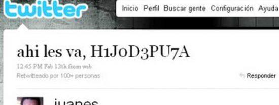 Juanes anuncia que usará Twitter para promover su arte