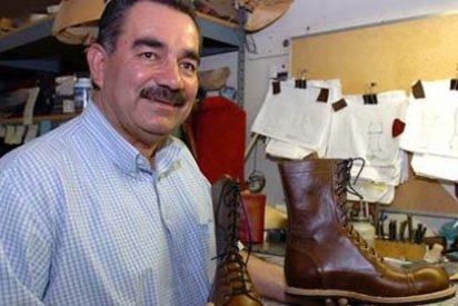 Un salvadoreño es el zapatero de las estrellas de Hollywood