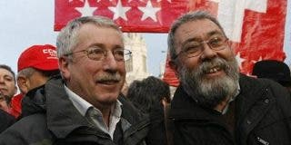 Los sindicatos: o se fajan o se acaba el chollo