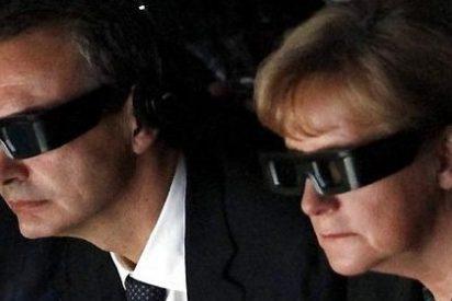 """""""Si de Angela Merkel dependiera, no habría tijera de podar, sino motosierra de la matanza de Tejas"""""""