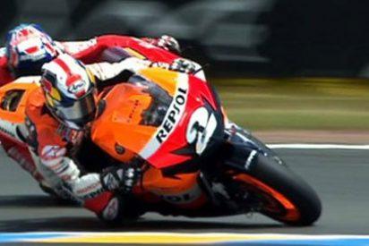 Los españoles, a por todas en Le Mans