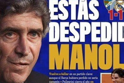 La campaña de acoso y derribo contra Pellegrini levanta ampollas entre los 'pesos pesados' de Marca