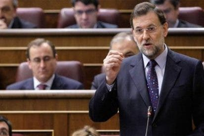 "Rajoy dice ""simple y claramente no"" a los recortes"