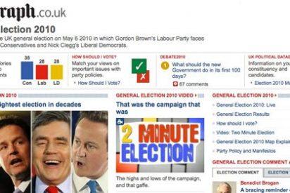 Las elecciones del Reino Unido, minuto a minuto