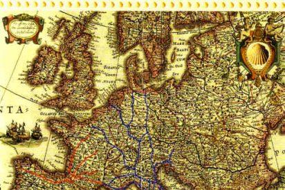 Una ruta que una Santiago, Roma y Jerusalén
