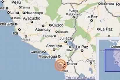 Sismo de 6,5 grados remeció el sur del Perú