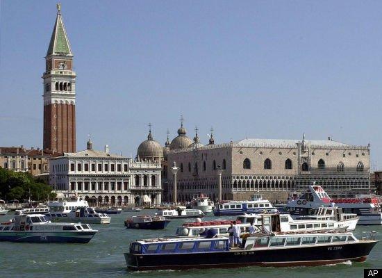 Cómo el Imperio Romano construyó Venecia sobre un peligroso fango