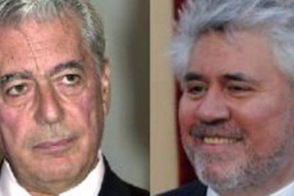 Vargas Llosa y Almodóvar apoyan campaña para la democratización en Cuba