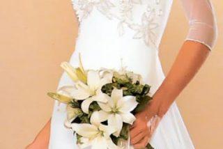 Crean un vestido de novia de 'usar y tirar'
