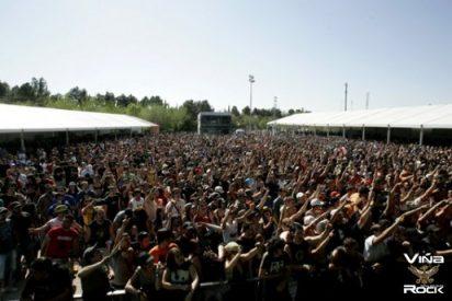 """Casi 60.000 personas participaron en el """"Viña rock 2010"""""""