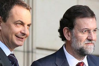 Agonía de Zapatero y sospechas de Rajoy