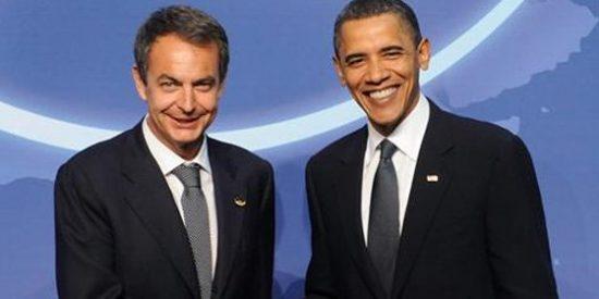 Bruselas y EEUU no se fían de Zapatero