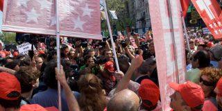"""""""Ayer se vio que los sindicatos tampoco controlan a los que sí tienen empleo"""""""
