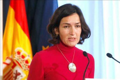 Mundial. Varias ministras de Zapatero pasan del partido de la selección española