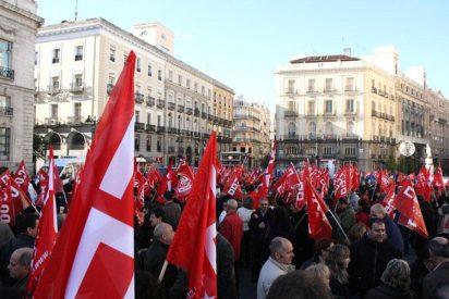 Más de dos millones de empleados públicos están llamados a la huelga