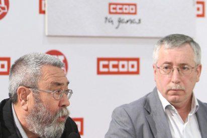 Toxo y Méndez hacen una valoración positiva del seguimiento de la huelga