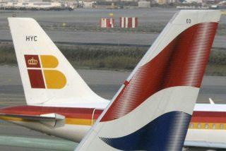 "British Airways e Iberia buscarán ""socios que les fortalezcan"""