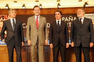 Aznar alerta contra el juego temerario del Gobierno con ETA