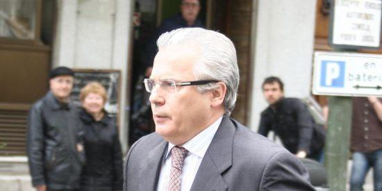 Garzón solicita su libre absolución en la causa de los crímenes del franquismo