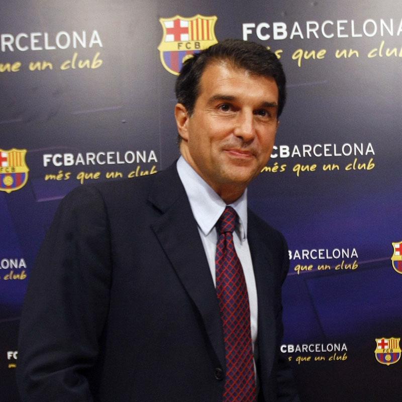 """Laporta se despide de la afición: """"Ha sido un honor ser presidente del FC Barcelona"""""""