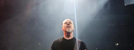 Cultura.-El concierto de Metallica, Slayer, Megadeth y Anthrax en Sofía se verá en directo en cines de Sevilla y Málaga