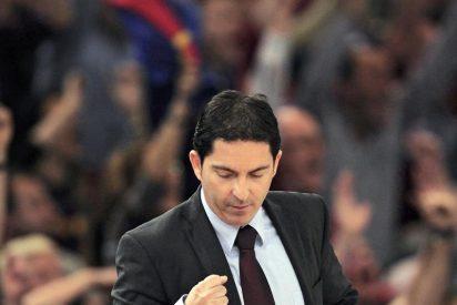 Xavi Pascual (Barcelona), 'Entrenador del Año Alexander Gomelskiy'