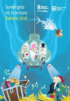 Las bibliotecas públicas de Navarra se trasladan con sus fondos a las piscinas municipales