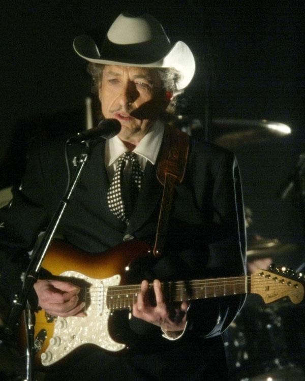 Bob Dylan actúa hoy en Barcelona después de seis años