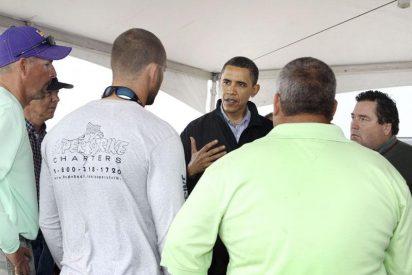 El vertido del golfo de México arrastra a la popularidad de Obama