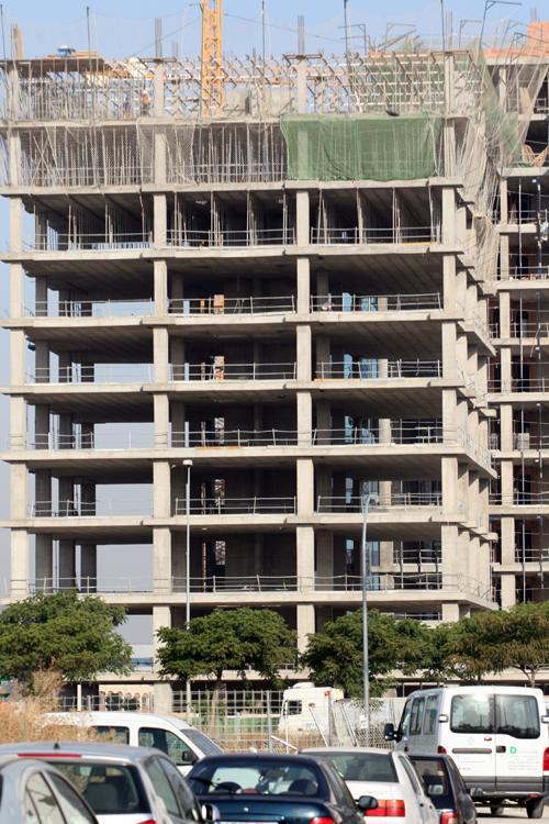 La construcción de nuevas viviendas cae un 21,7%