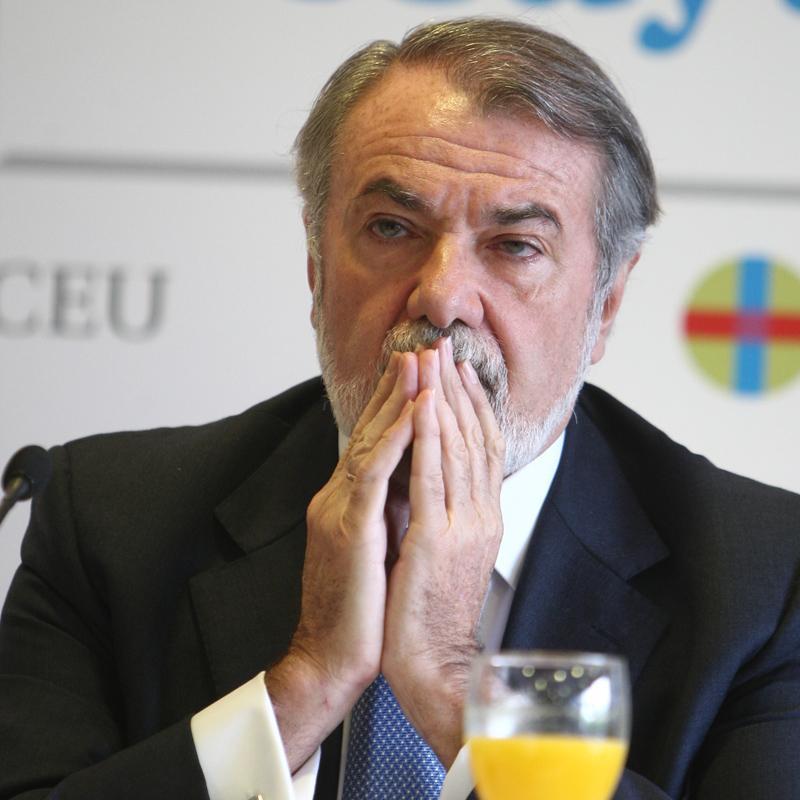 """Mayor Oreja cree que el PP necesita un """"proyecto regenerador"""""""