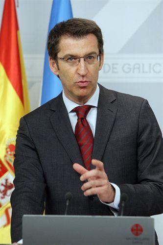 """Feijóo no subirá los impuestos para favorecer la inversión en Galicia y cree que las CC.AA. que lo hacen """"se equivocan"""""""