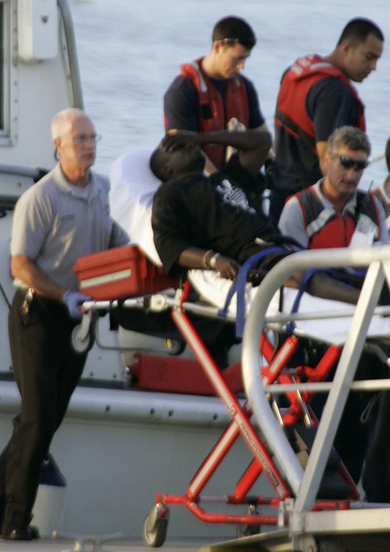 Llegan 34 balseros cubanos a las costas de Florida