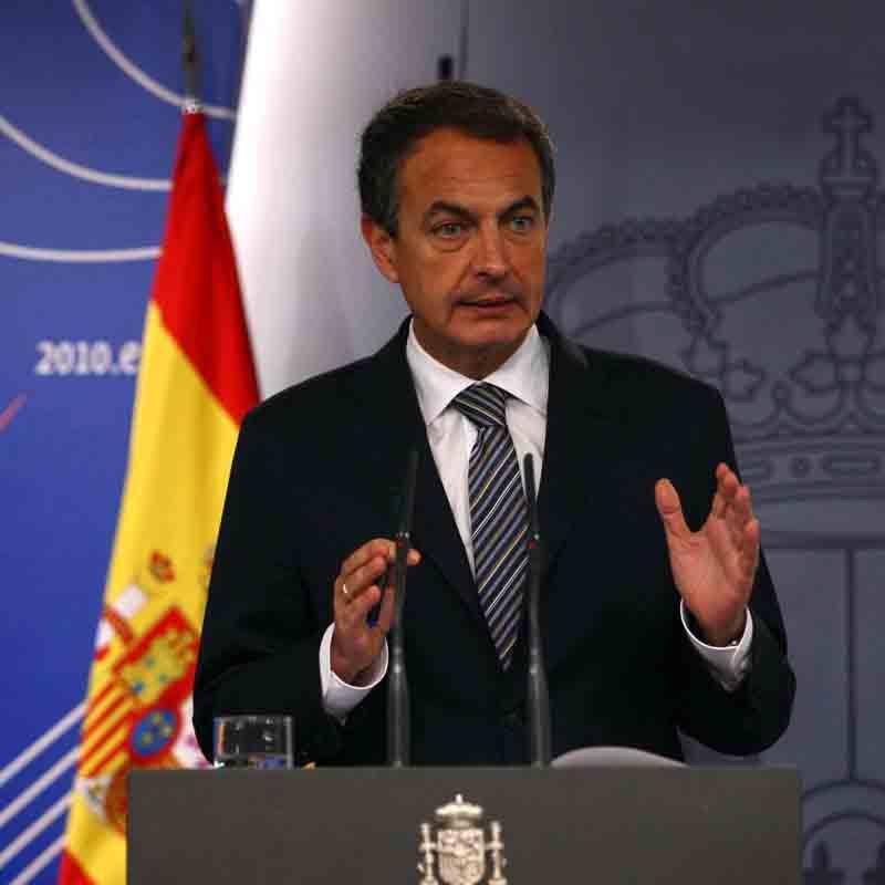 """Zapatero insistió ante el PSOE en que el análisis del Estatut es un proceso """"normal"""""""
