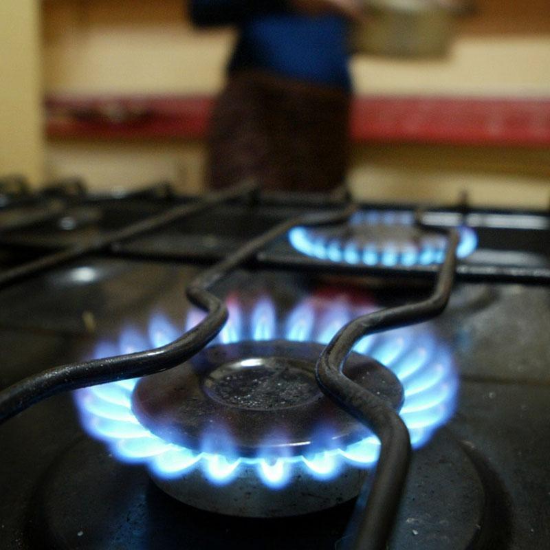 El gas natural subirá el jueves un 8,1% para consumidores con calefacción