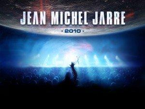 """Jean Michel Jarre combinará """"tradición y alta tecnología"""" y una """"arquitectura de luz"""" el día 31 en el Obradoiro"""