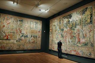 """El Prado reúne """"Los amores de Mercurio y Herse"""", la mejor serie de tapices"""