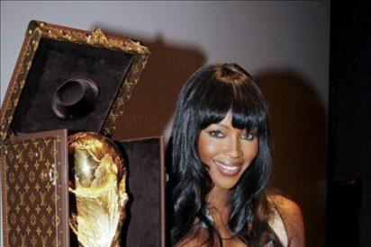 La Copa del Mundo viajará en una lujosa maleta francesa