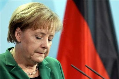 La canciller alemana busca presidente en medio de la crisis y en horas bajas de popularidad