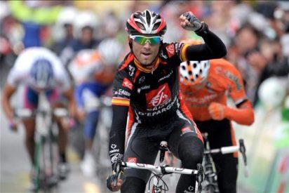La UCI elimina a Valverde de la clasificación mundial; Cadel Evans al frente