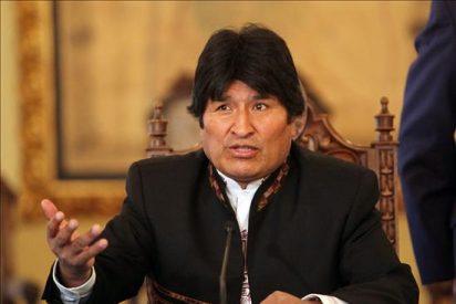Morales anuncia que avanzará en un acuerdo con EE.UU. un día después de atacarlo