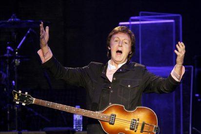 McCartney confiesa que es fan de Obama y que le pone nervioso tocar para él