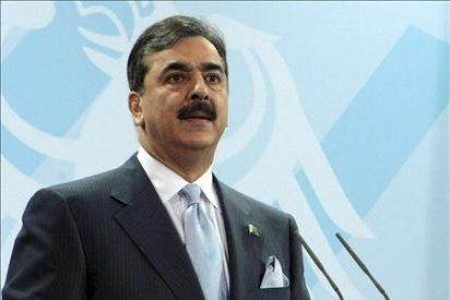 El Rey y Zapatero reciben hoy al primer ministro de Pakistán