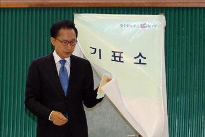 Corea del Sur celebra elecciones regionales en medio de tensión con el Norte