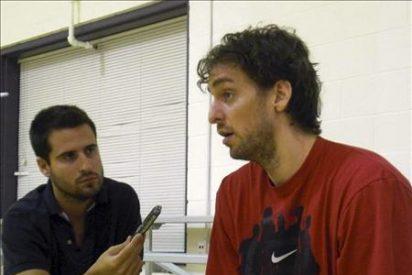 """Pau Gasol afirma que """"no hay que obcecarse en la venganza. Sólo en ganar"""""""