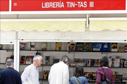 Más de 60 expositores y 100 autores participan en la Feria del Libro de Bilbao