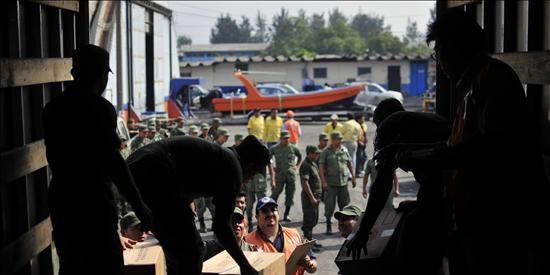 Fluye la ayuda humanitaria mientras Guatemala prepara los planes de reconstrucción