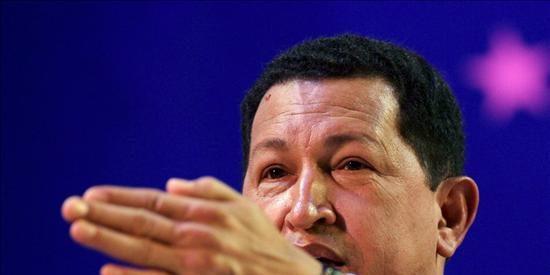 """Chávez acusa a EE.UU. de """"patrocinar el terrorismo"""" del """"maldito"""" Estado de Israel"""